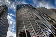 Free Tall Skyscrapers Stock Photos - 13693053