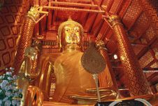 Free Buddha In Thailand Royalty Free Stock Images - 13693189