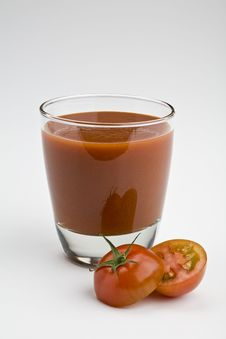 Free Tomato Juice Royalty Free Stock Images - 13693279