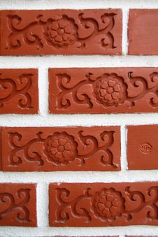 Free Floor Brick Royalty Free Stock Photography - 13693297