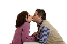 Coupple In Love Stock Photos