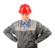 Free Construction Worker Royalty Free Stock Images - 13694179