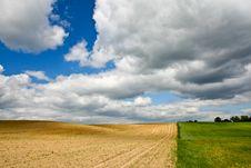 Free Rural Landscape Stock Photo - 13694630