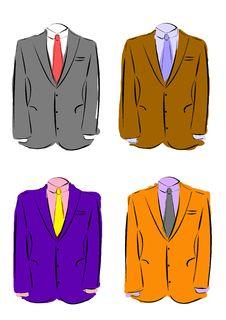 Free Menswear Stock Photography - 13696082