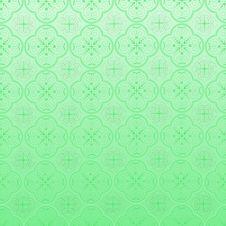 Seamless Ornamental Wallpaper Royalty Free Stock Image