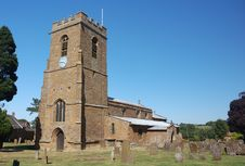 English Church Stock Images