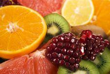 Free Fresh Fruits Royalty Free Stock Image - 13697386