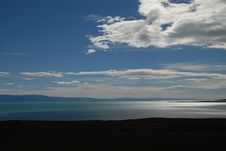 Free Clouds Over Strait Of Magellan Royalty Free Stock Photography - 13697457