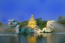 Free Bodhisattva Avalokitesvara Stock Photography - 13698722