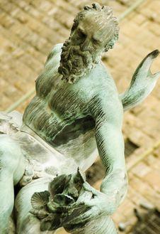 Free Neptuno S Fountain Stock Photography - 13699092