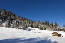 Free Winter Landscape Stock Image - 13699371