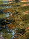 Free Autumn Lake Abstract Stock Photos - 1371743