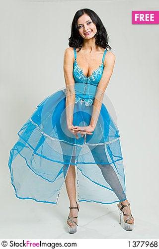 Free Pretty Girl Royalty Free Stock Photos - 1377968