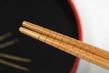 Free Chopstick Royalty Free Stock Image - 1370936