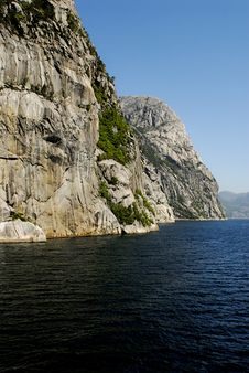 Free Lysefjord Royalty Free Stock Images - 1371589