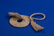 Free Convoluted Boat Rope Stock Photos - 1372273