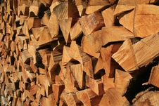 Free Pile Of Wood Stock Images - 1372494
