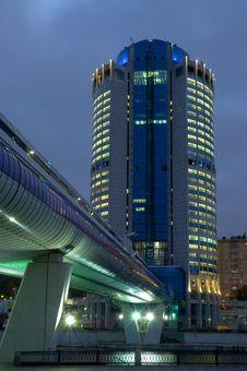Free City Illumination Stock Images - 1373344