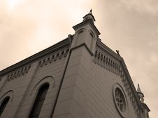 Free Cathedral Towers Stock Photo - 1373460