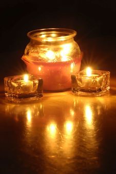 Free Candles Stock Photo - 1374070