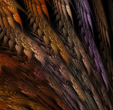 Fractal Abstract Stock Image