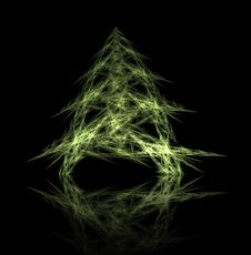 Free Fractal Abstract Stock Images - 1374244