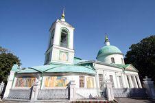 Free Church Of Prophet Elias 2 Stock Photo - 1374250