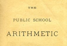 Free Public School Arithmetic Royalty Free Stock Photo - 1374785