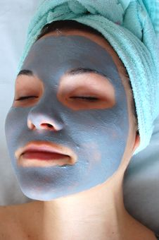 Free Beauty Mask 6 Royalty Free Stock Photo - 1375465