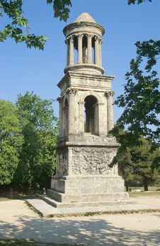 Free Provence Glanum Royalty Free Stock Photography - 1375687