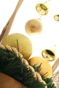 Free Christmas Ornament Royalty Free Stock Photo - 1375745