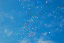 Free Balloons Stock Photography - 1376832