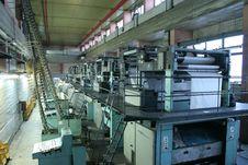 Free Printing House Stock Photo - 1377300