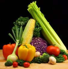 Free Vegetables Royalty Free Stock Image - 1377436