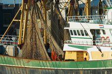 Free Fishing Ships Stock Photo - 1377510