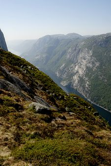 Free Lysefjord Stock Photo - 1377780