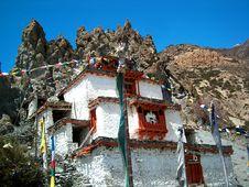 Nepali Stupa Stock Images