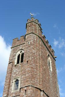 Free Church In Devon Royalty Free Stock Photos - 1379068