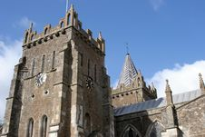 Free Church In Devon Royalty Free Stock Photos - 1379178
