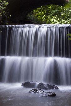 Free Devon Waterfall Stock Photos - 1379253