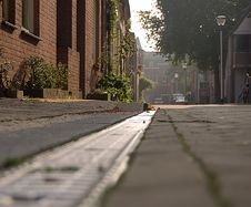 Free Old Street Stock Photography - 1379312