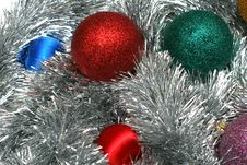 Free Christmas Ornaments Stock Photography - 1379902