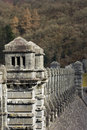 Free Lake Vyrnwy Victorian Dam Royalty Free Stock Photo - 13700155