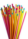 Free Colored Matches Royalty Free Stock Photography - 13701687