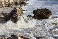 Free Large Ocean Waves Royalty Free Stock Photos - 13704638