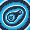 Free Abstract Circles Royalty Free Stock Image - 13707836
