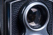 Free Old Camera Stock Photography - 13700022