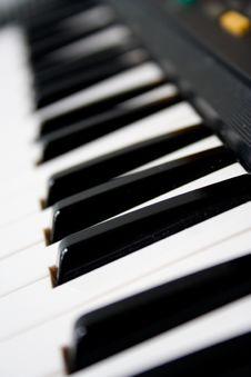 Free Keyboard Keys Royalty Free Stock Photography - 13700147