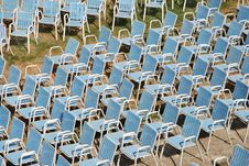 Free Empty Chairs Stock Image - 13700421