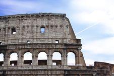 Free Rome Colosseum Stock Image - 13701391